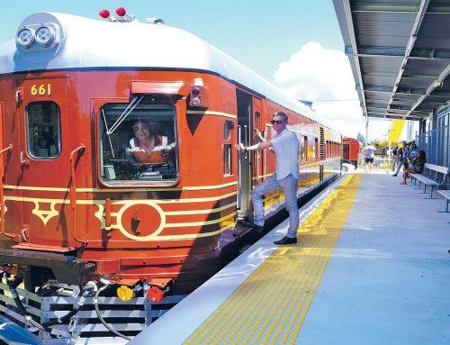 SOPUREINTHECITY – Byron Bay, le premier train solaire