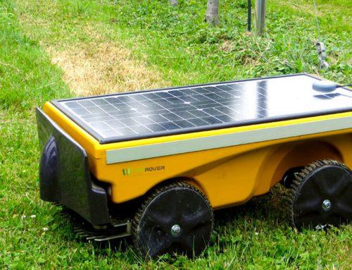 SOPUREINTHECITY – Le robot de Vitirover qui remplace le glyphosate