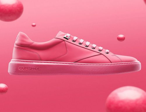 SOPUREINTHECITY – Sneakers with recycled chewing gum soles